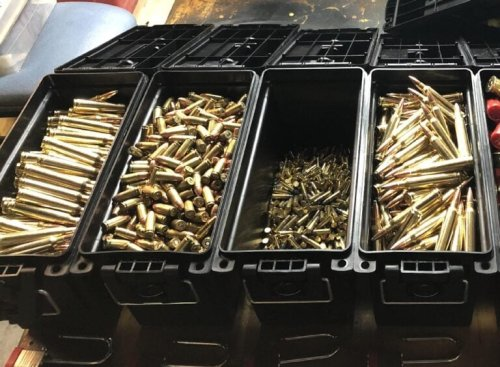 Great Ammo Shortage: Getting Worse Thanks to Biden's Russia Sanctions?