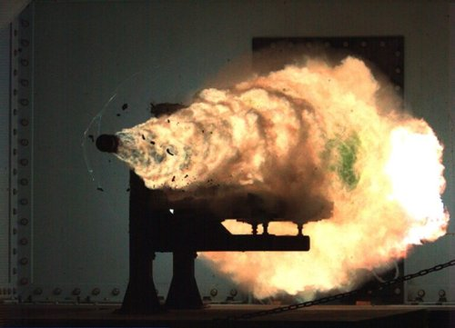 Why the U.S. Navy Wants Solid-State Laser Weapons