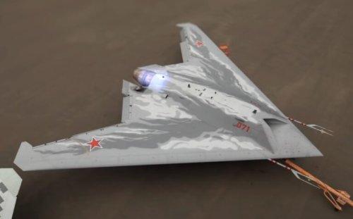 Russia's 'Hunter' S-70 Stealth Drone: A Big Problem for NATO?