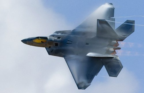 The F-22 Stealth Fighter Could Be Headed to the Junk Yard