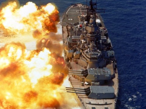 Naval Legends: 5 Most Powerful Warships (Above the Waves Edition)