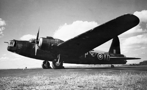 Vickers Wellington: The British Bomber that Pounded Nazi Germany