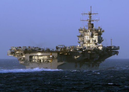 USS Enterprise: The Aircraft Carrier That Turned the U.S. Navy into a Superpower