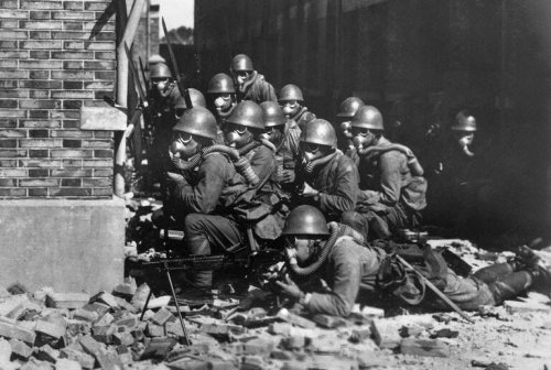 How Japan Could Have Won World War II (Or Started a Pandemic From Hell)