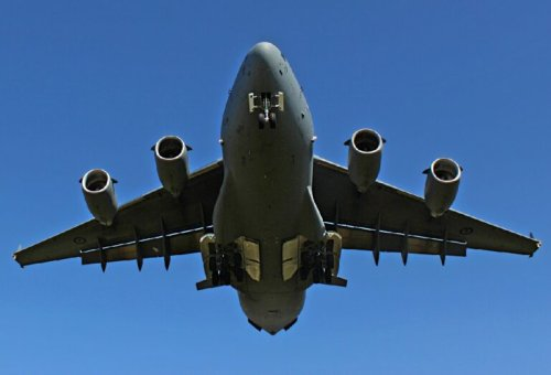 Air Force Palletized Munitions: Turning Transport Planes Into Bombers?