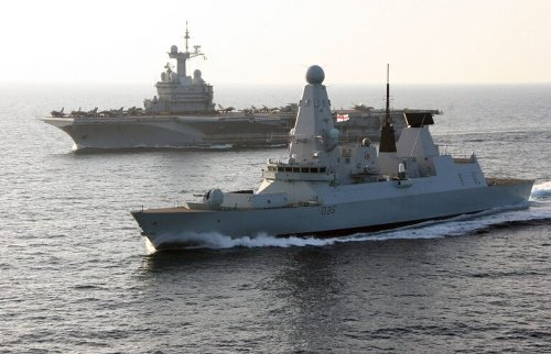 Why Russia Went Crazy When a British Warship 'Entered' Its Territory