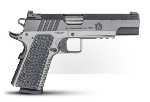 Springfield Armory Emissary Review: The Best 1911 .45 You Can Buy?