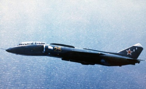 Yak-38 Forger: Russia's Experimental Fighter That Flopped