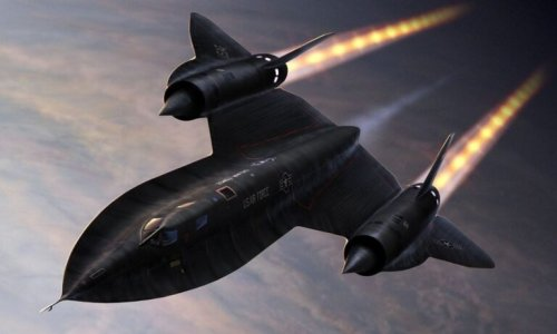How Russia Nearly Scored an SR-71 Spy Plane (The Fastest Plane on Earth)