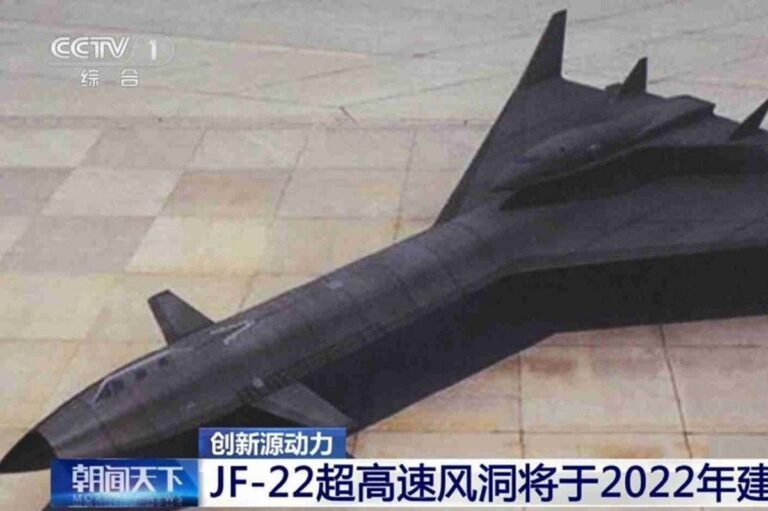 The U.S. Military Has a Problem: China is Building a Hypersonic Drone