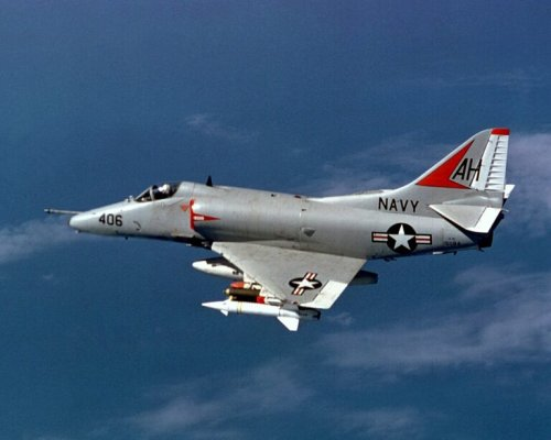 A-4 Skyhawk Ruled the Skies From Vietnam to the Middle East