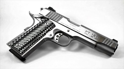 Taurus PT1911: A Gun With 100-Year Old Design That Shooters Will Love