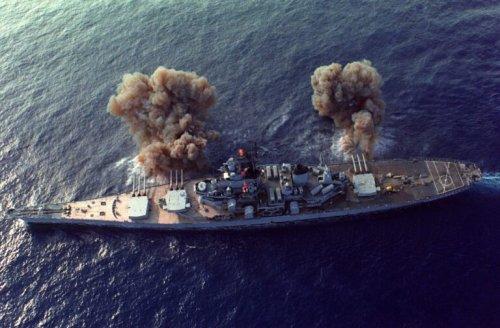 USS New Jersey: The U.S. Navy's Ultimate Warrior Battleship