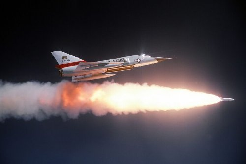 The Ultimate Interceptor: F-106 Delta Dart Was Built to Kill Russian Nuclear Bombers