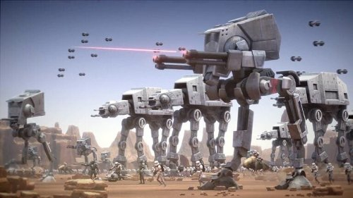 Are Star Wars Walkers Headed to the U.S. Army?