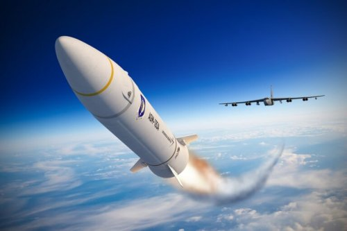 The Air Force's Mach 7 Hypersonic Weapon Has a Problem