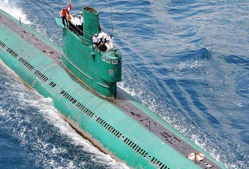 North Korea's Mini Submarines Are Simply Terrifying