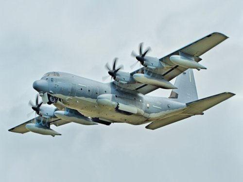 The US Air Force Wants to Turn Their Biggest Planes Into Flying Boats