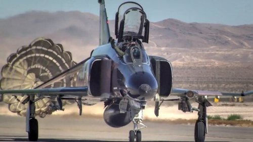 Why Nothing Can Stop the Old F-4 Phantom Fighter