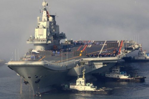"""No Aircraft Carrier: China is Looking to Build an Ultra Large """"Megaship"""""""