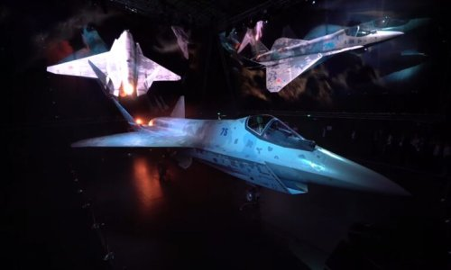 Russia's New Su-75 Stealth Fighter Is No F-35 or F-22 Stealth Fighter