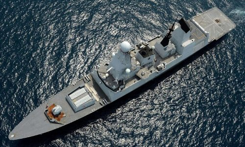 NATO Vs. Russia: Why Did Moscow Fire a Warning Shot Near a British Destroyer?