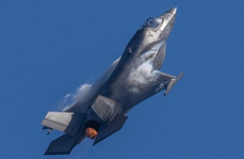 Environmentalists Attacking the F-35 Stealth Fighter Are Wrong