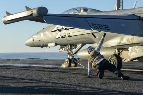 Russia Fears U.S. Navy Aircraft Carriers (And Would Sink Them in a War)