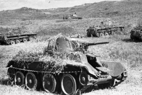 Your History Book Forgot: Russia and Japan Went to 'War' in 1938