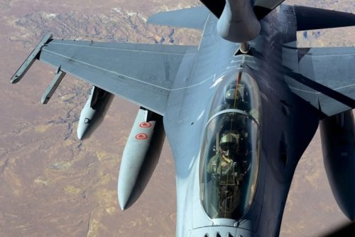 Why Pakistan Loves the F-16 Fighting Falcon Fighter Jet