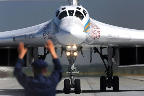 Russia's Tu-160: The Missile-Carrying Bomber NATO Doesn't Want to Fight