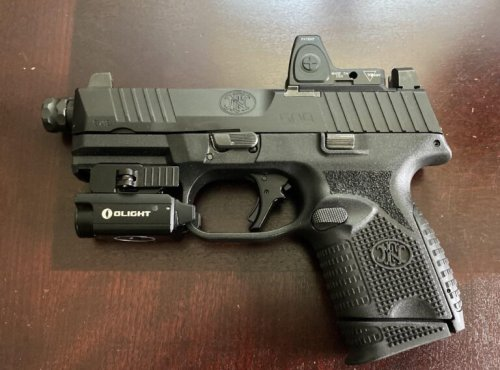 Sorry, Glock and Sig Sauer: LAPD Picks FN509 For New Duty Gun