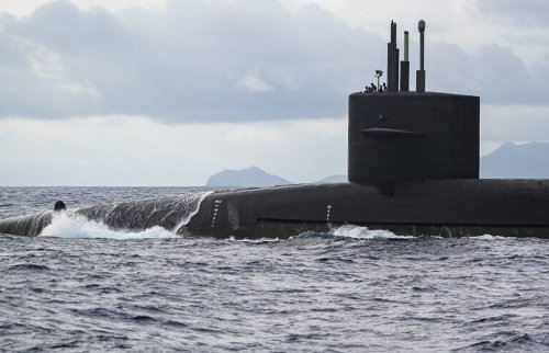 Russia and China Have Submarines Nearly as Good as the U.S. Navy