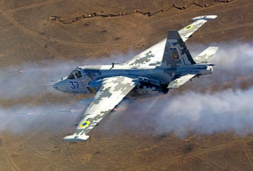 Russia's A-10 Warthog: The Su-25 Is Built to Kill an Army