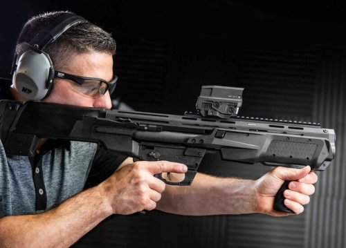 Smith & Wesson is Riding High With Its New M&P 12 Shotgun