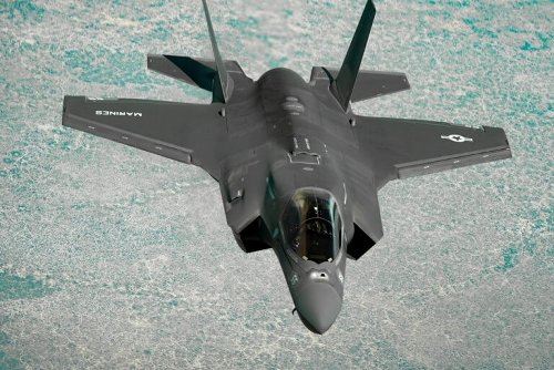 What It's Really Like to Fly the F-35 Stealth Fighter