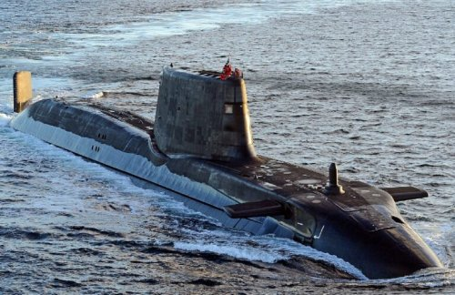 The Royal Navy Wants a New Nuclear Attack Submarine