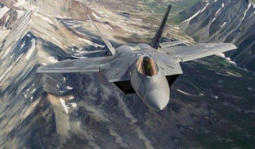 F-22 Raptor Stealth Fighter: 'Shot Down' By France?