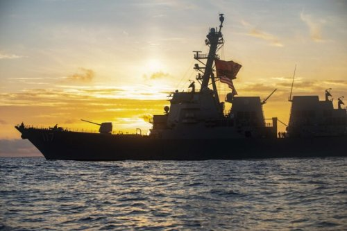 Does Biden Have the Right Naval Strategy to Take on Russia and China? History Has An Answer.