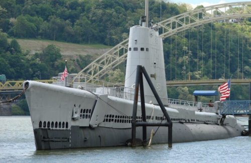 Tench-Class: The Last U.S. Navy Conventional Submarines