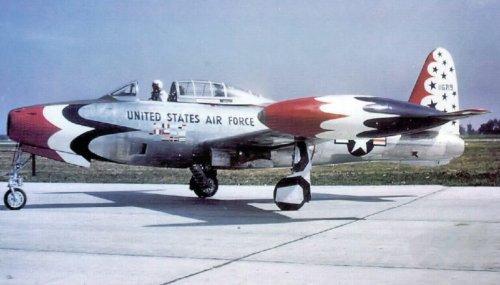 F-84 Thunderjet: The Plane That Terrorized North Korea
