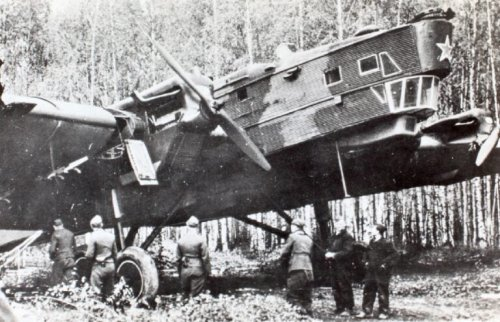 TB-3: The Russian Bomber That Transformed to Save the Soviet Union