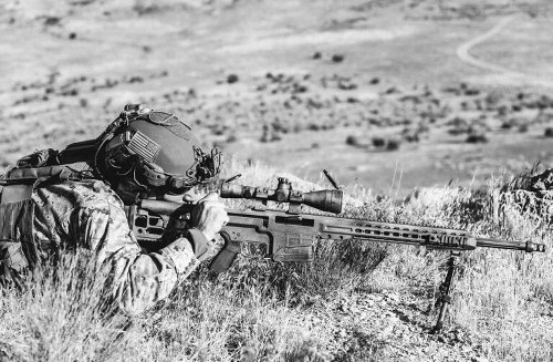 MK22: The U.S. Army's New Sniper Rifle Looks Like a Beast