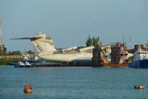 Russia's Massive MD-160 Super Plane Was a Disaster