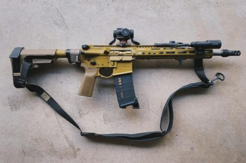 Could Joe Biden Tax the AR-15 to Death?