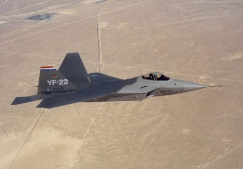 F-52 Fighter: The Stealth Jet That Only Exists to Donald Trump