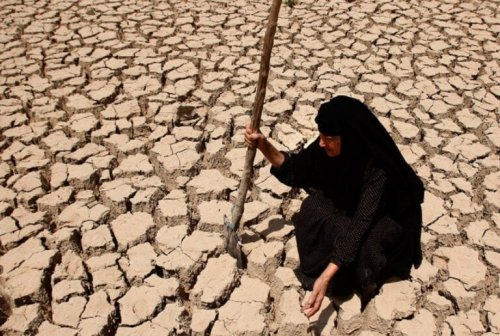 Is Iran's Capital Running Out of Water and Slowly Sinking?