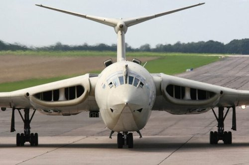 Handley Page Victor: The British V Nuclear Bomber that Russia Hated