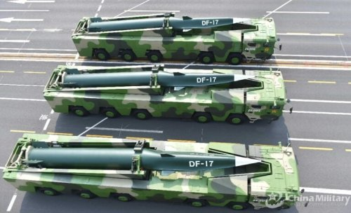 China Doesn't Need Hypersonic Missiles to Nuke America
