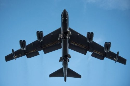 The B-52 Bomber Just Proved How Dangerous It Could Be in a War